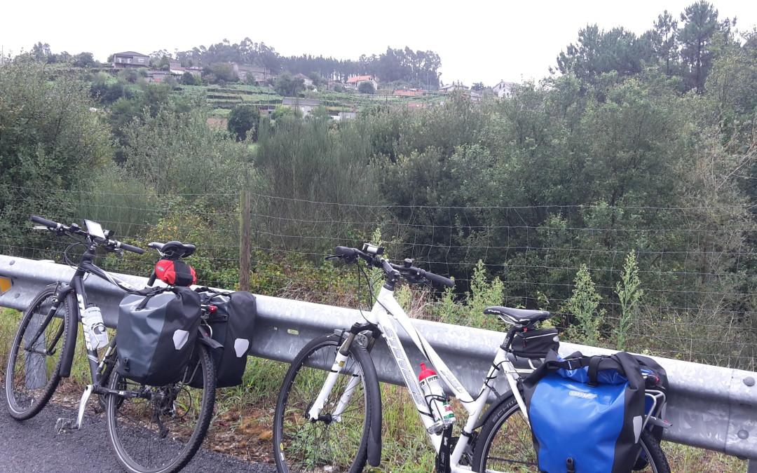 Jakobsweg verkehrt – Tag 3 – von Padron nach Pontevedra