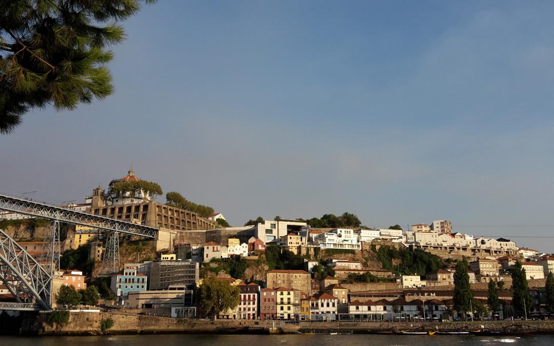 Tag 14 – Die Fahrt nach Porto – unsere letzte Tour der Reise – Porto – Tag 1
