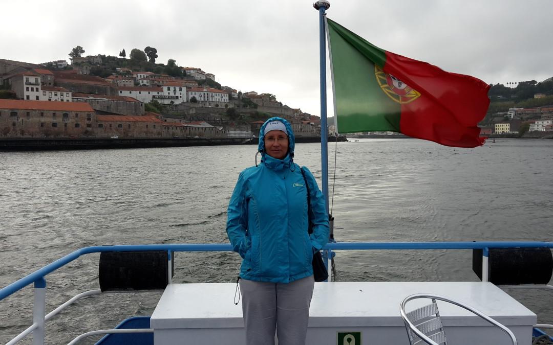 Tag 16 – Porto Tag 3– Ausflug auf Rio Douro