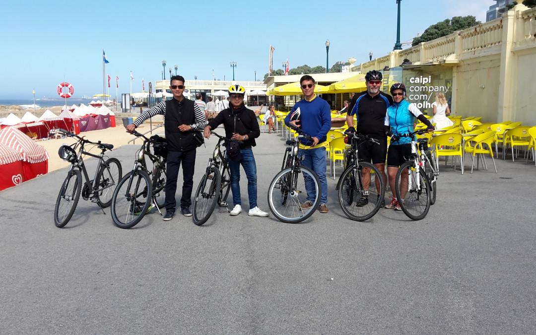 Tag 17 – Porto Tag 4 – Fahrradtour mit Chinesen