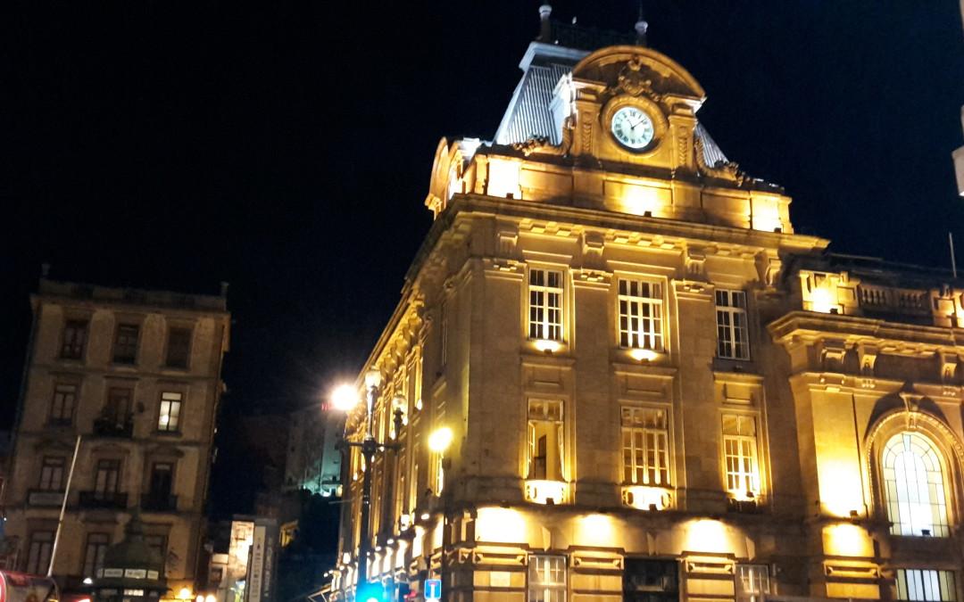 Tag 18 Porto Tag 5 – Abschied nehmen